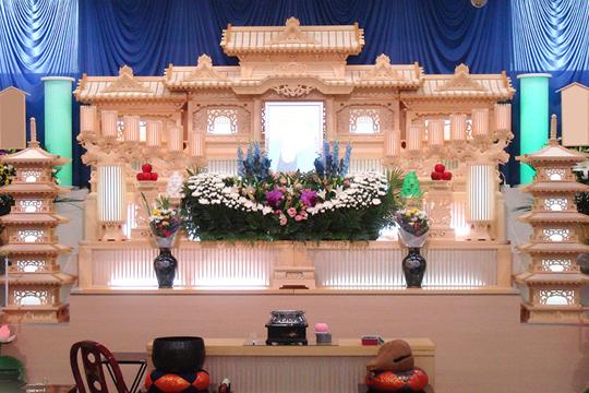 生花祭壇¥50,000~